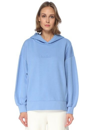 Beymen Club Sweatshirt Mavi